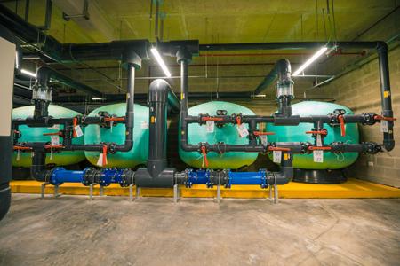 Filtration (praga filters room)